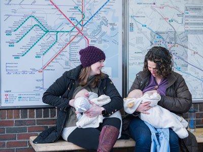Membership in the Massachusetts Breastfeeding Coalition